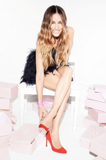 Look at Sarah Jessica Parker's SJP Shoe Collection