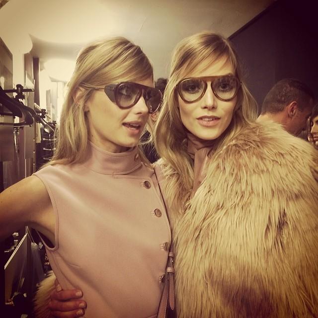 Instagram Photos of the Week | Cara Delevingne, Nina Agdal + More Models