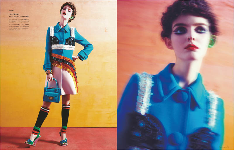 Best of Show: Sofia & Mauro Capture the Collections for Numéro Tokyo