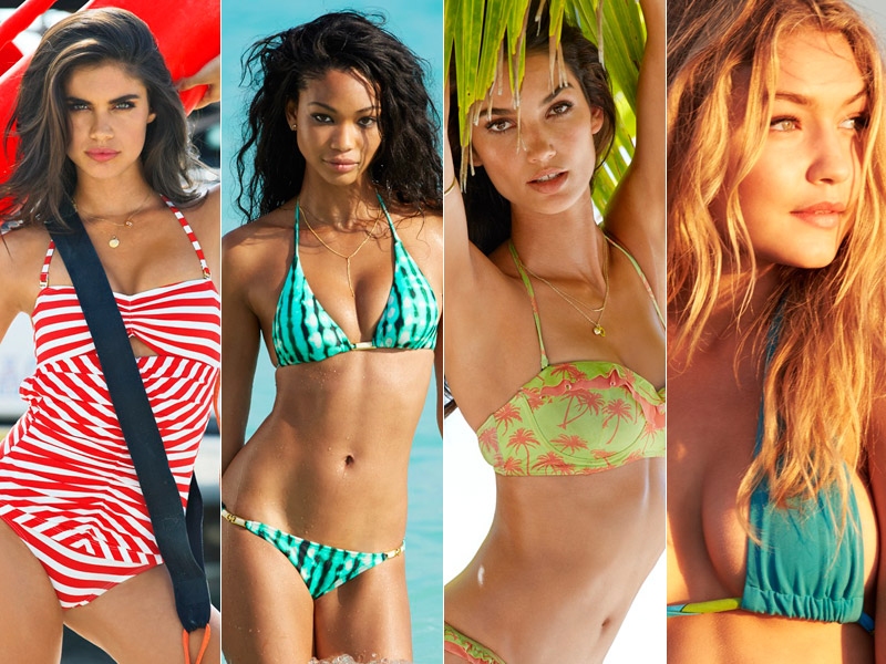 sports illustrated rookie Chanel, Lily, Sara! Who Will be Sports Illustrateds Rookie of the Year?