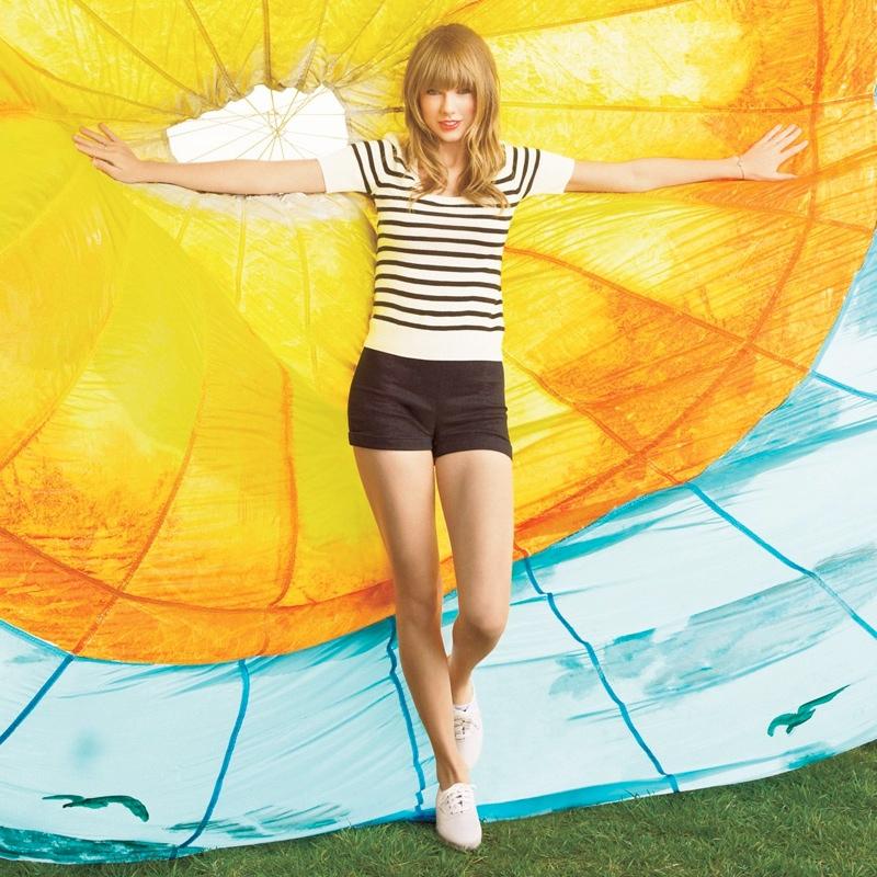taylor swift keds1 Taylor Swift Models Her Keds Spring 2014 Line