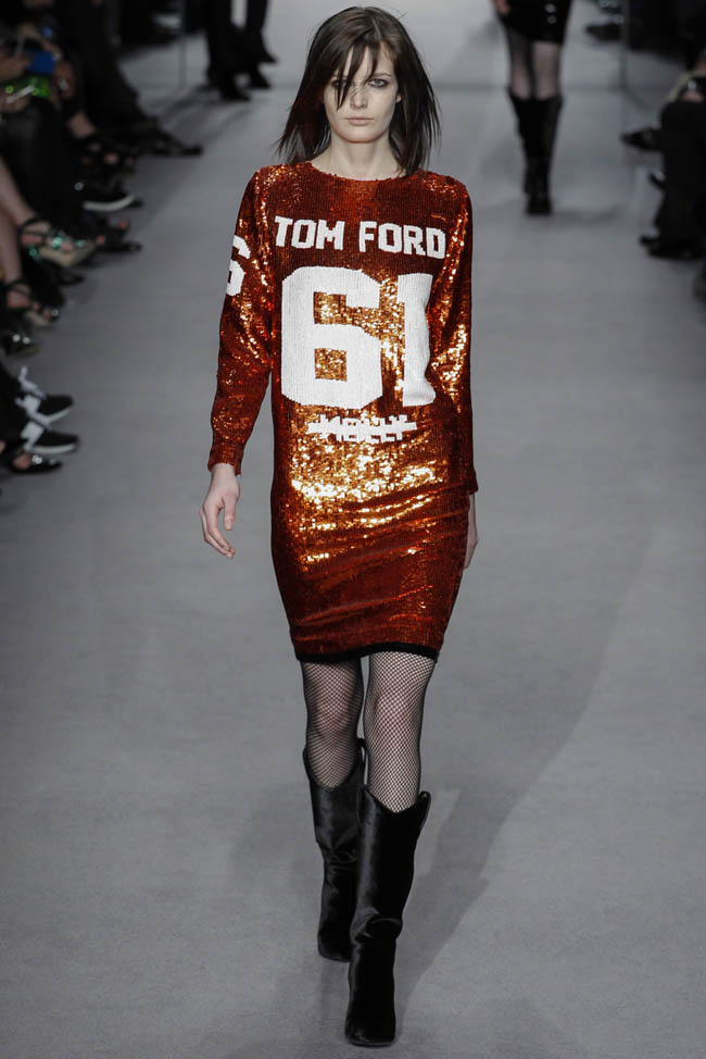 Tom Ford Fall/Winter 2014 | London Fashion Week
