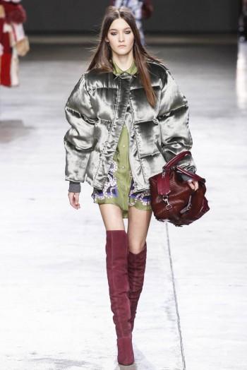 Topshop Unique Fall/Winter 2014 | London Fashion Week