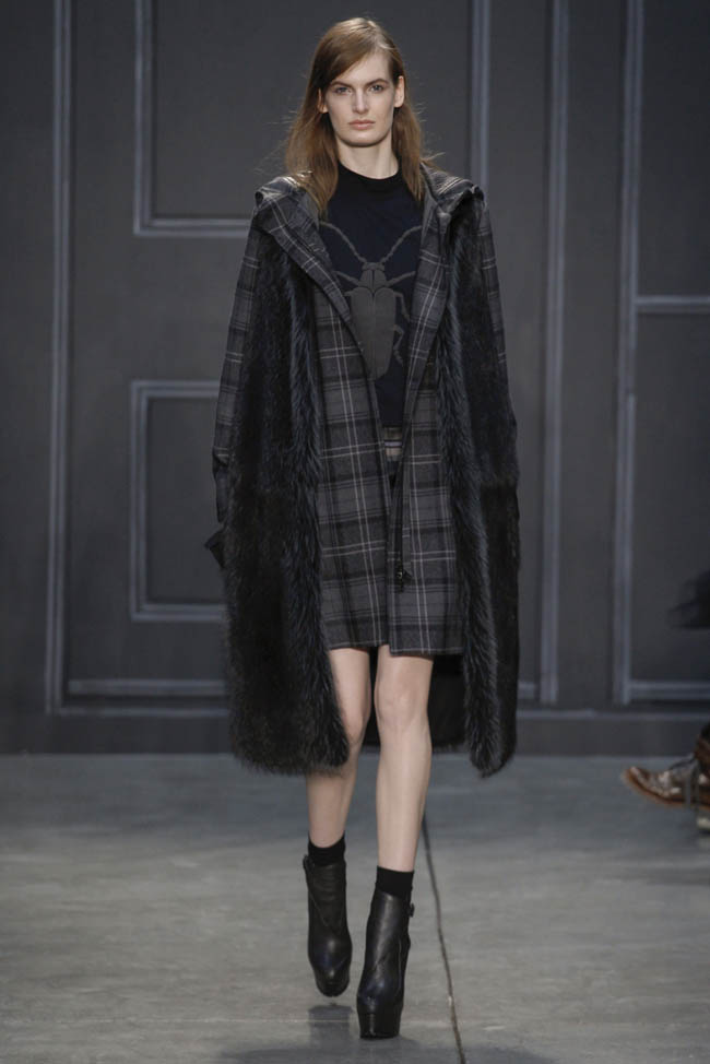 vera wang fall winter 2014 show12 Top 5 Fall/Winter 2014 Trends From Paris, London, New York & Milan