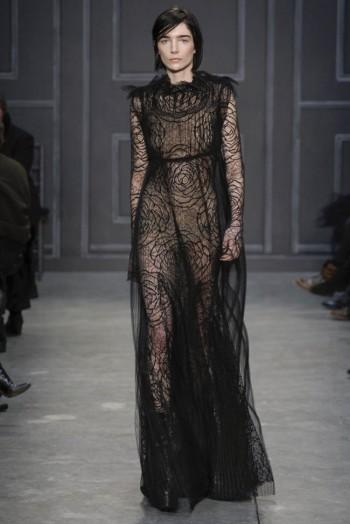 Vera Wang Fall/Winter 2014   New York Fashion Week