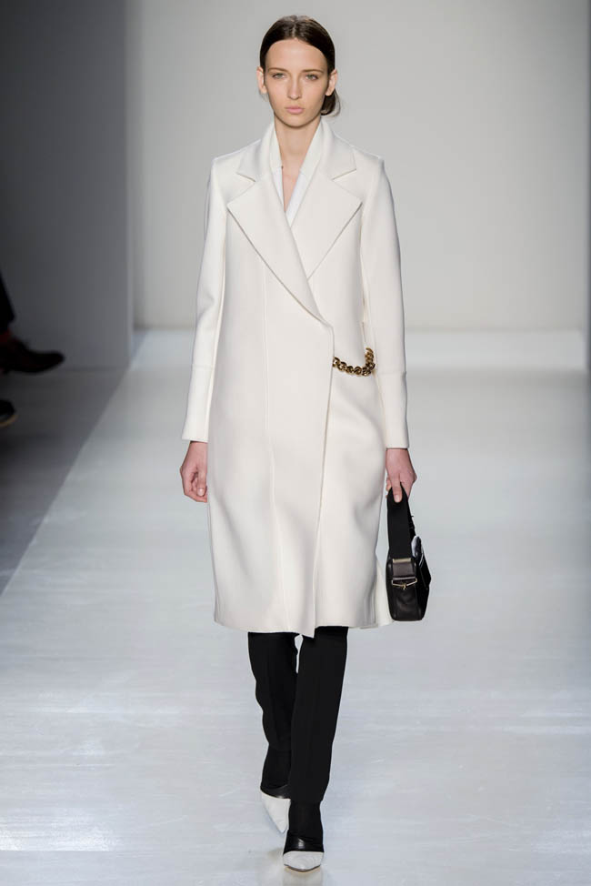 victoria beckham fall winter 2014 show1 Victoria Beckham Fall/Winter 2014 | New York Fashion Week