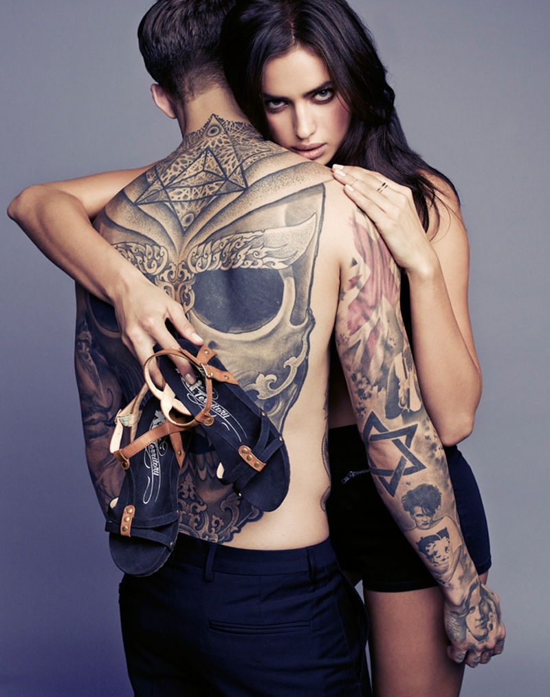 best Irina Shayk images on Pinterest