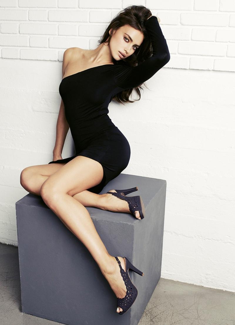 xti irina shayk spring 2014 13 Irina Shayk Sizzles in XTIs Spring 2014 Ads