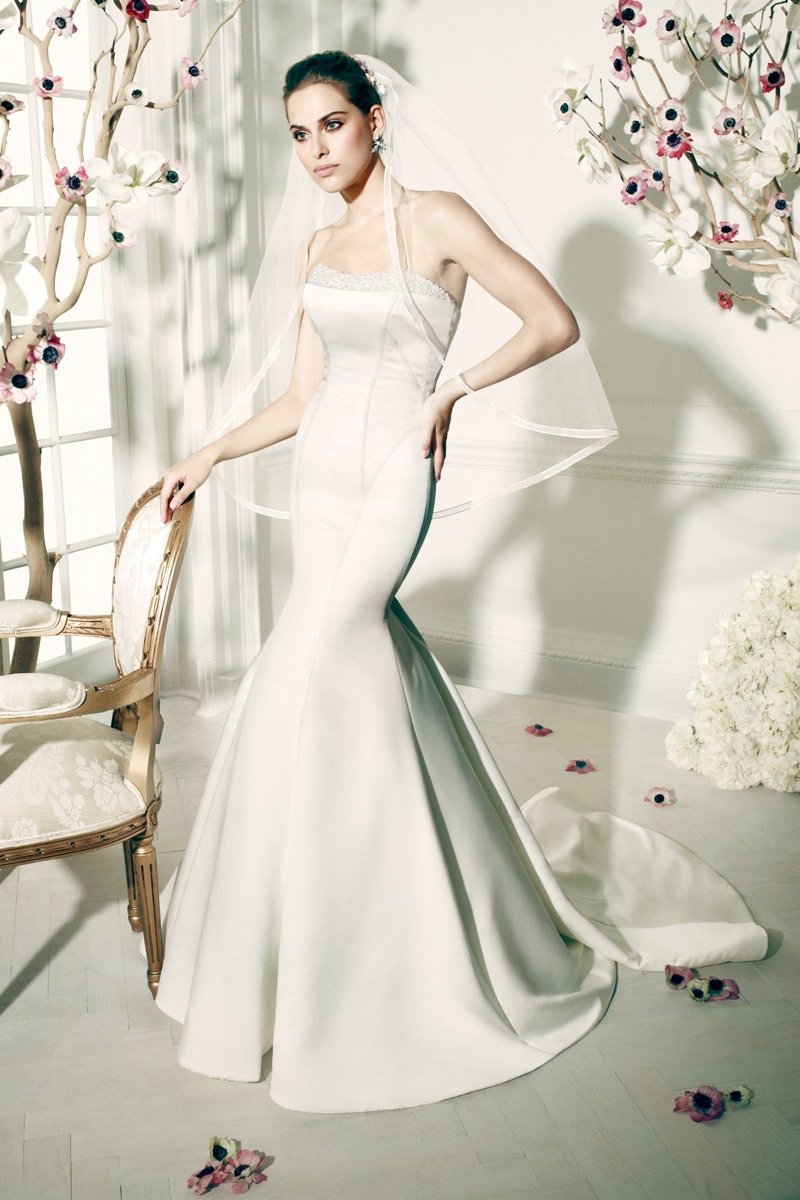 zac posen davids bridal collection1 Zac Posen Collaborates with Davids Bridal on Line of Wedding Apparel