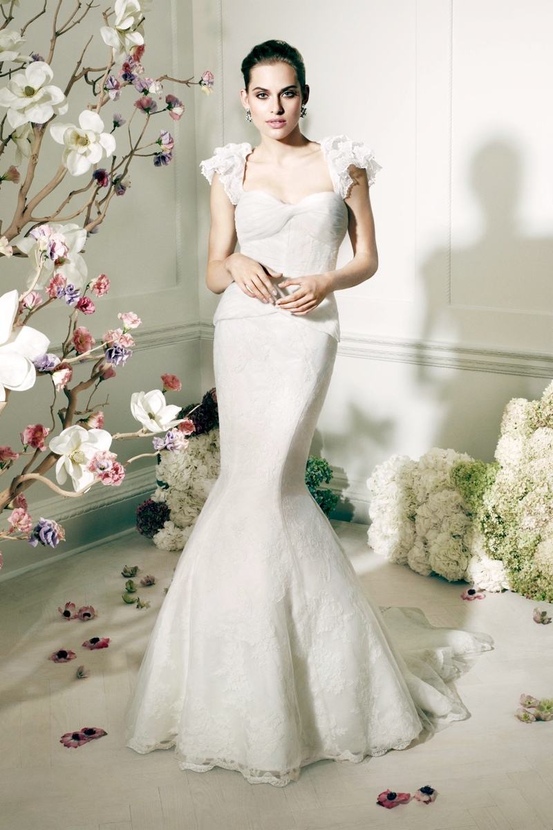 zac posen davids bridal collection3 Zac Posen Collaborates with Davids Bridal on Line of Wedding Apparel