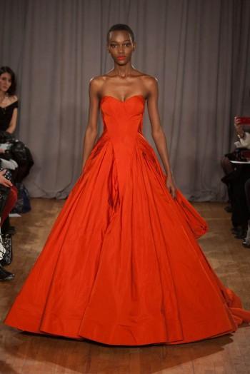 Zac Posen Fall/Winter 2014 | New York Fashion Week