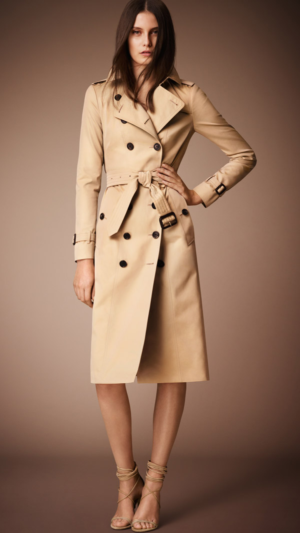 The Burberry Heritage Trench Coat The Sandringham Burberrys Heritage Trench Coat: Classic to Modern Style