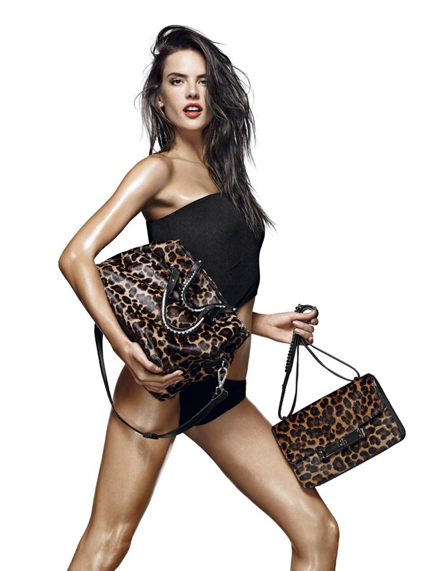 alessandra ambrosio schutz shoot2 Alessandra Ambrosio is a Shoe Vixen for Schutz Fall 2014 Campaign