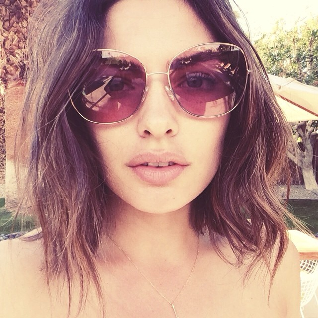 alyssa glasses Instagram Photos of the Week | Naomi Campbell, Angela Lindvall + More Models
