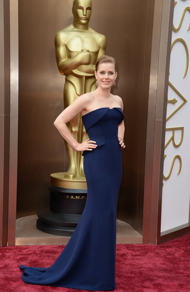 amy adams gucci 2014 Oscars Red Carpet Looks