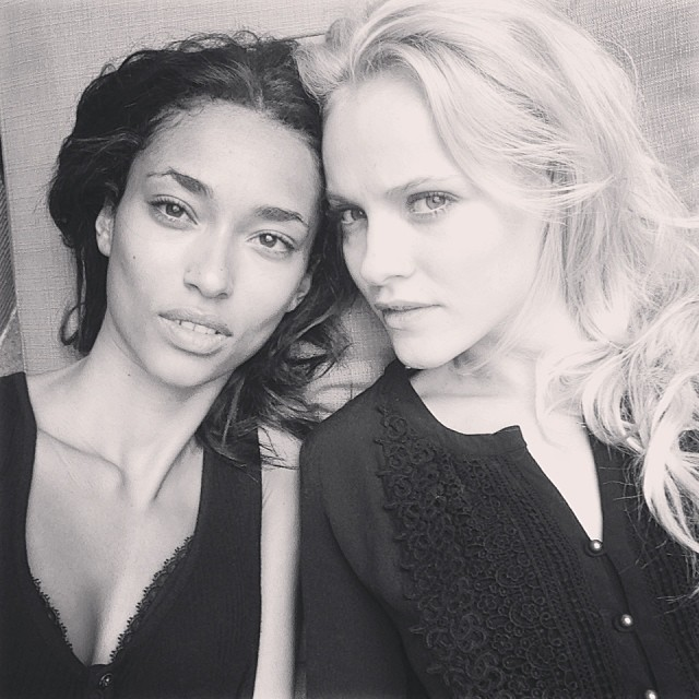 anais ginta Instagram Photos of the Week | Karlie Kloss, Isabeli Fontana + More Models