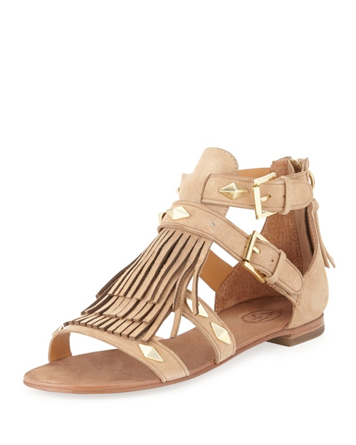 ash mascara suede fringe sandals 6 Great Spring/Summer Sandal Trends