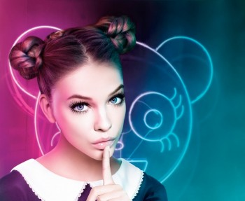 Miss Manga: Barbara Palvin Turns on the Lash Factor for L'Oreal Paris