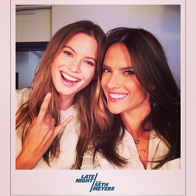behati ale lnsm Instagram Photos of the Week | Karlina Caune, Frida Gustavsson, Hilary Rhoda + More
