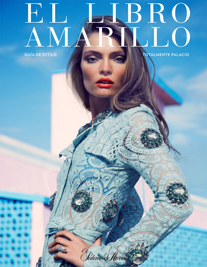 carola remer 2014 1 Carola Remer is Ladylike for El Libro Amarillo by David Roemer