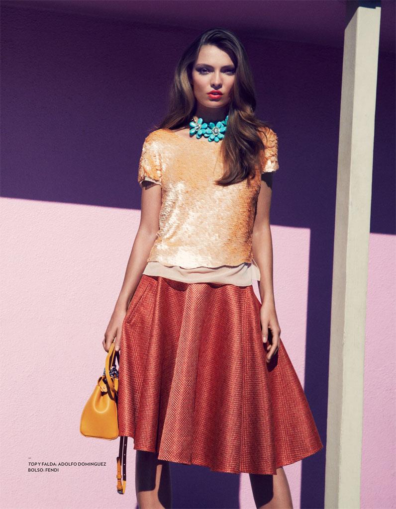 carola remer 2014 9 Carola Remer is Ladylike for El Libro Amarillo by David Roemer