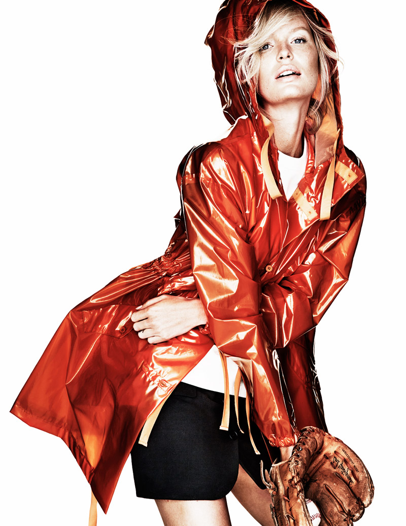 caroline winberg 20145 Caroline Winberg Stars in DV Mode 10th Anniversary Issue by Calle Stoltz