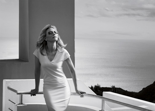 Cate Blanchett is the Face of Silhouette Eyewear