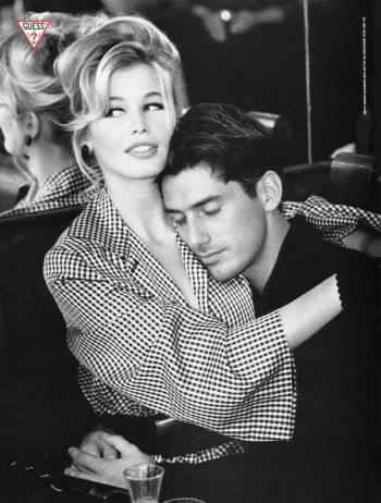 Throwback Thursday | Claudia Schiffer is a Bombshell in 1989 Guess Ads