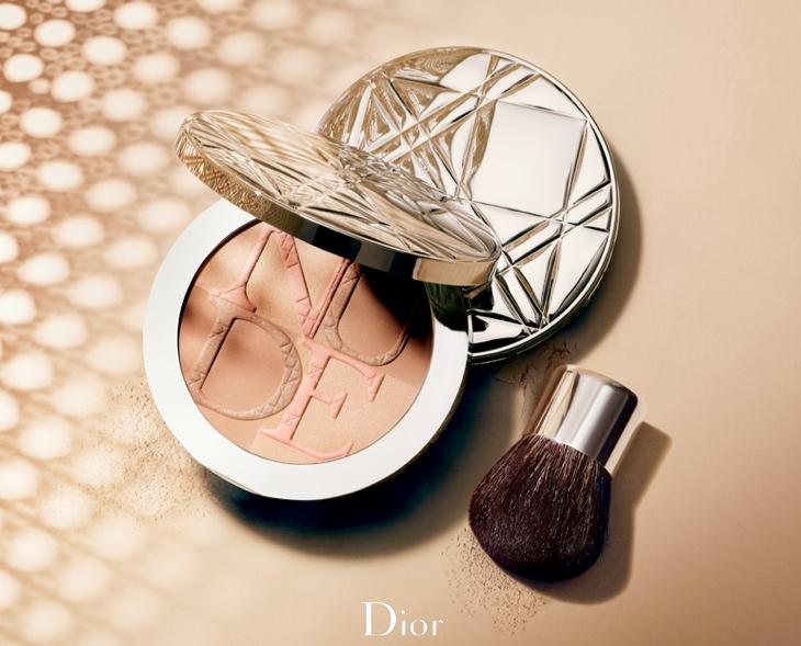 diorskin nude tan2 Daria Strokous Soaks Up Sun for Diorskin Nude Tan Bronzer Ad
