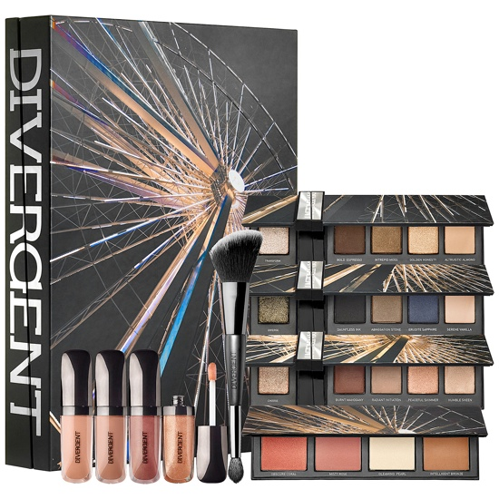 divergent makeup kit sephora Shop the Divergent Makeup Collection at Sephora