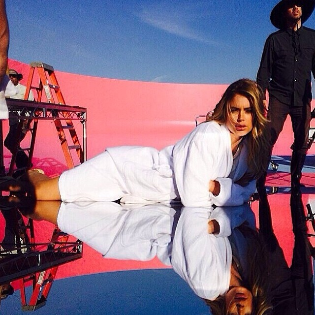 doutzen set Instagram Photos of the Week | Naomi Campbell, Angela Lindvall + More Models