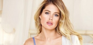doutzen vs lingerie5 326x159 Sara Sampaio is the SI Swimsuit 2014 Rookie of the Year