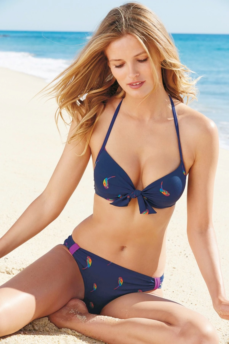 edita vilkeviciute bikini photos7 Edita Vilkeviciute is Ready for Beach Season in Next Summer 14 Swimwear