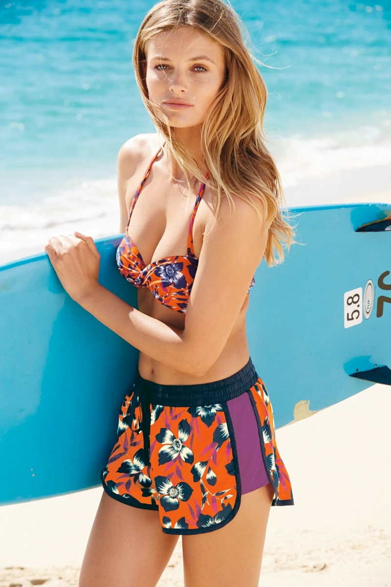 edita vilkeviciute bikini photos8 Edita Vilkeviciute is Ready for Beach Season in Next Summer 14 Swimwear
