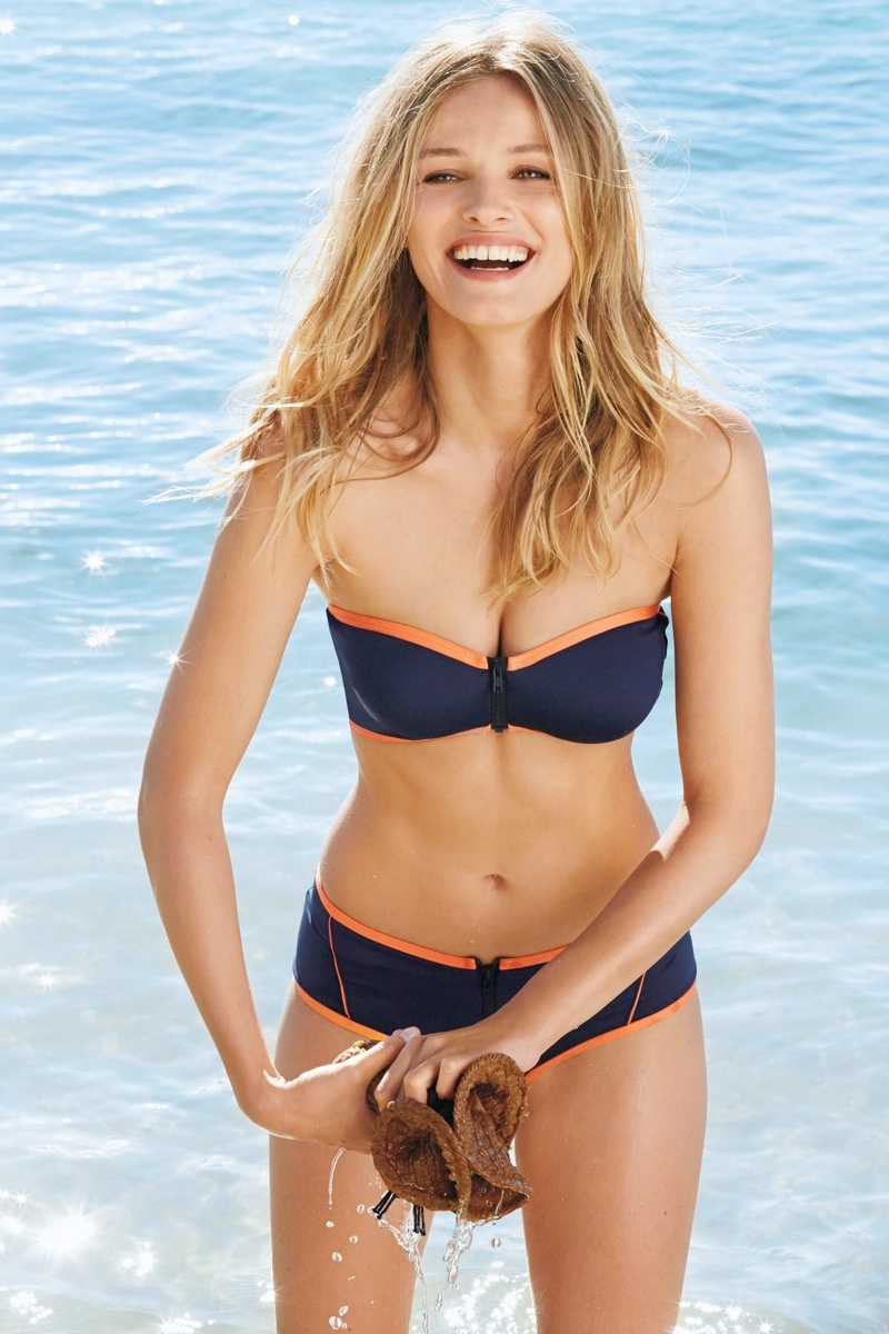 edita vilkeviciute bikini photos9 Edita Vilkeviciute is Ready for Beach Season in Next Summer 14 Swimwear