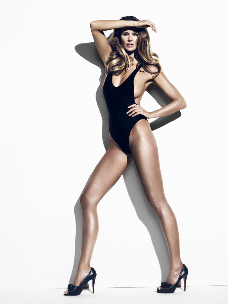 "Elle Macpherson for ""The Super Elixir"" by WelleCo. Courtesy of WelleCo"