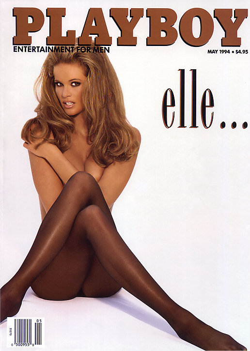 Elle Macpherson for Playboy May 1994 Cover