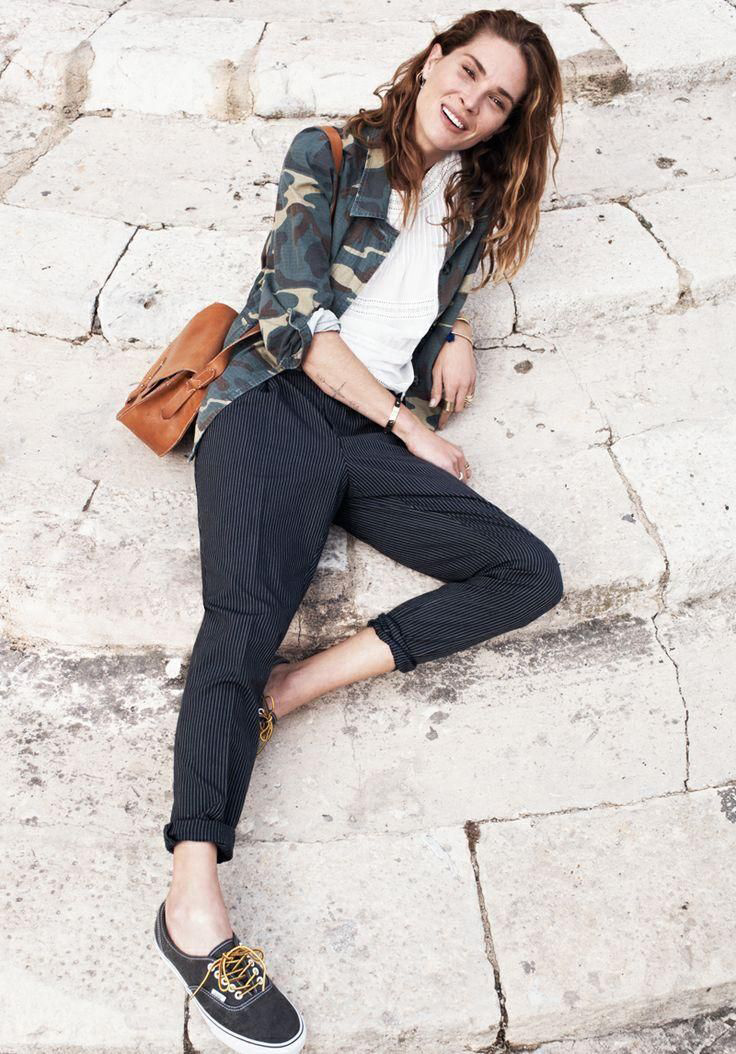 erin wasson madewell spring 2014 campaign17 Erin Wasson Exudes Spring Casual in Madewells Latest Campaign