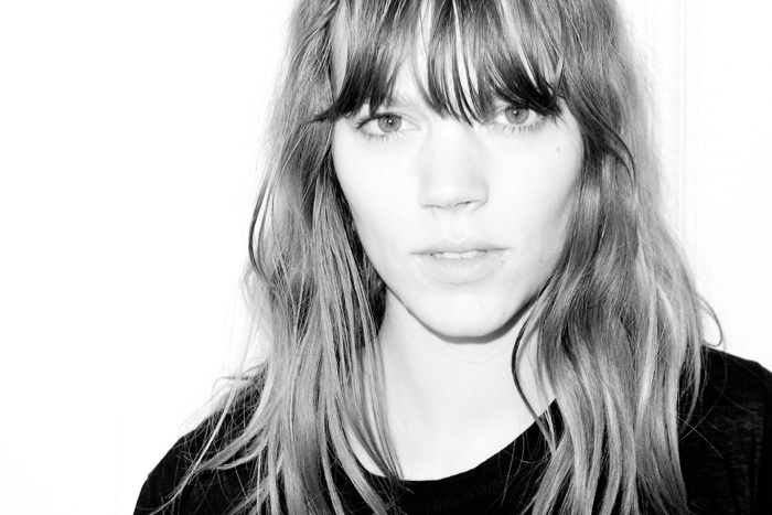 Freja Beha Erichsen Poses at Terry Richardson's Studio