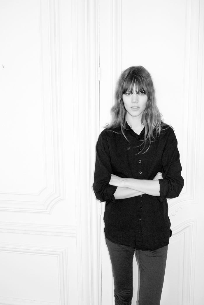 Terry Richardson Charlotte Gainsbourg