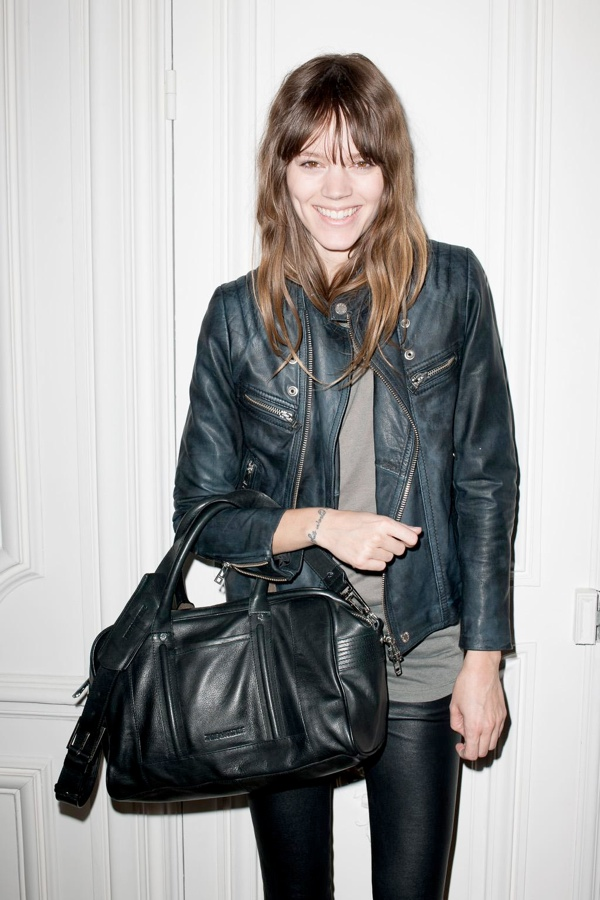 freja beha zadig voltaire design1 Freja Beha Erichsen Designs Capsule Collection for Zadig & Voltaire