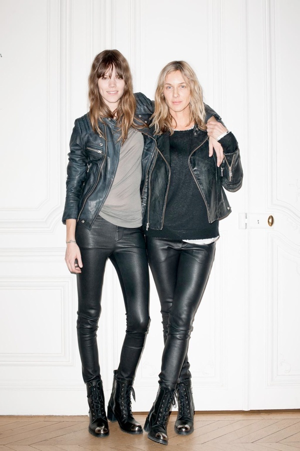 freja beha zadig voltaire design2 Freja Beha Erichsen Designs Capsule Collection for Zadig & Voltaire