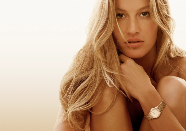 gisele bundchen ebel 2008 ads1 Throwback Thursday | Gisele Bundchen Shines in 2008 Ebel Ads