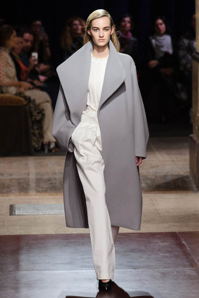 hermes fall winter 2014 show1 Hermès Fall/Winter 2014 | Paris Fashion Week