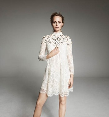 Amber Valletta for H&M Conscious Exclusive Spring 2014 Campaign
