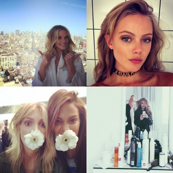 Instagram Photos of the Week | Gigi Hadid, Anne V + More Models
