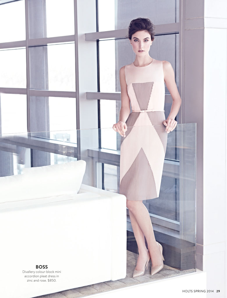 jacquelyn holt renfrew8 New Classics: Jacquelyn Jablonski Poses for Holt Renfrew by Max Abadian