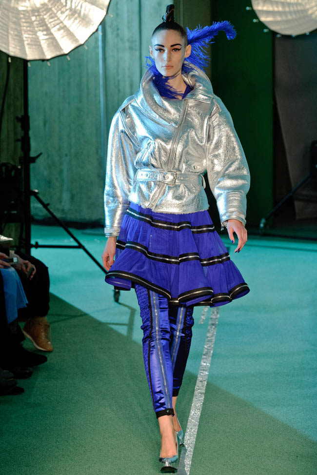 Jean paul gaultier fall winter 2014 - Age de jean paul gaultier ...