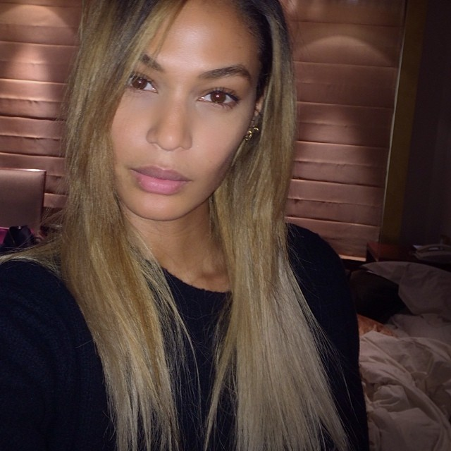 joan smalls blonde Instagram Photos of the Week | Karlie Kloss, Isabeli Fontana + More Models