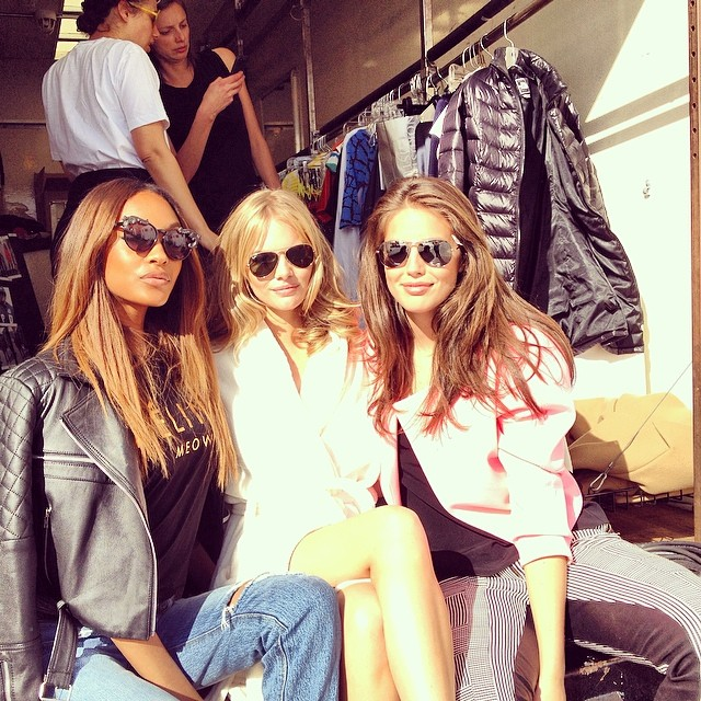 jourdan marloes emily Instagram Photos of the Week | Naomi Campbell, Angela Lindvall + More Models